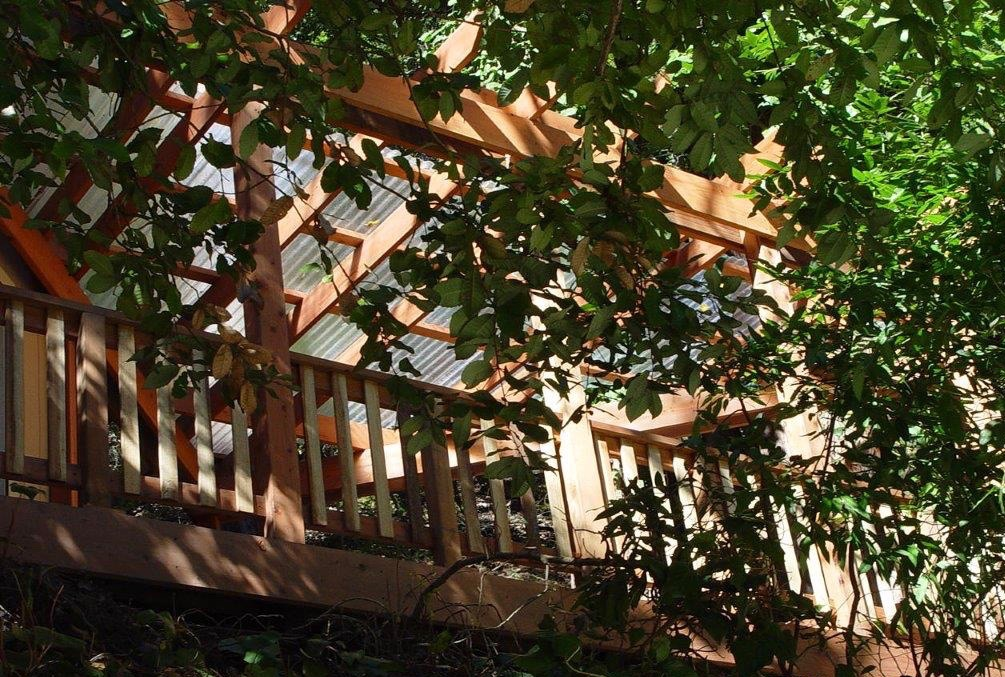 The Stevens Deck